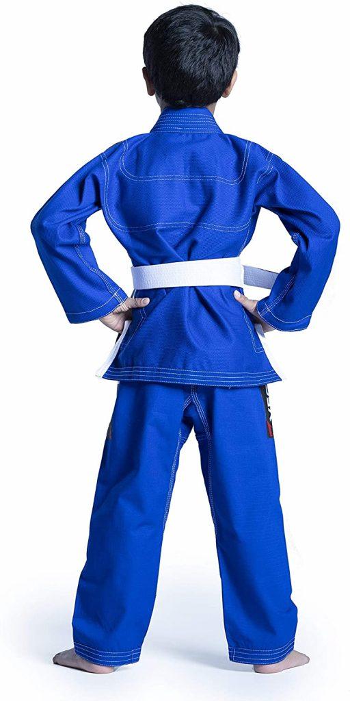 judogi mizuno españa