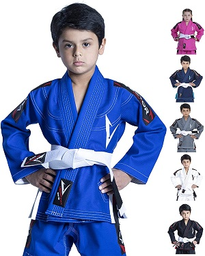 judogi niños