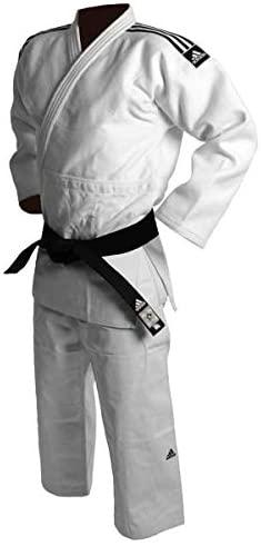 judogi profesional adidas y judogi en Inglés