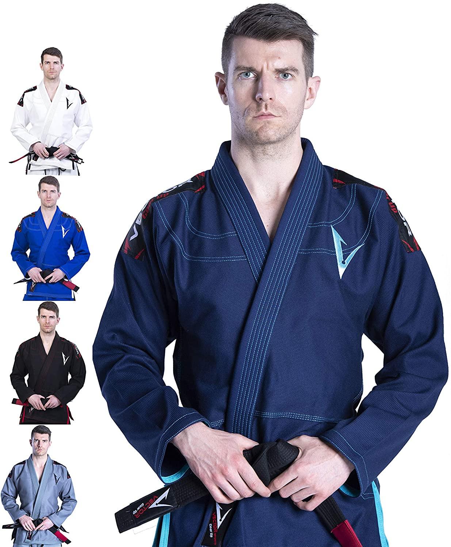 Judogi para entrenamientos VECTOR ATTILA MARINO