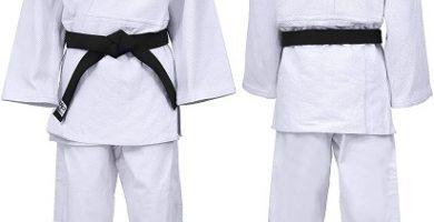 judogi entrenamiento barato