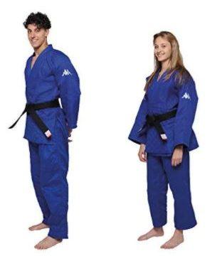 judogi profesional Kappa