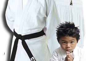 judogi niños entrenamiento