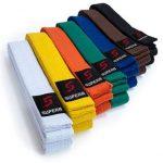 cinturón para judogi