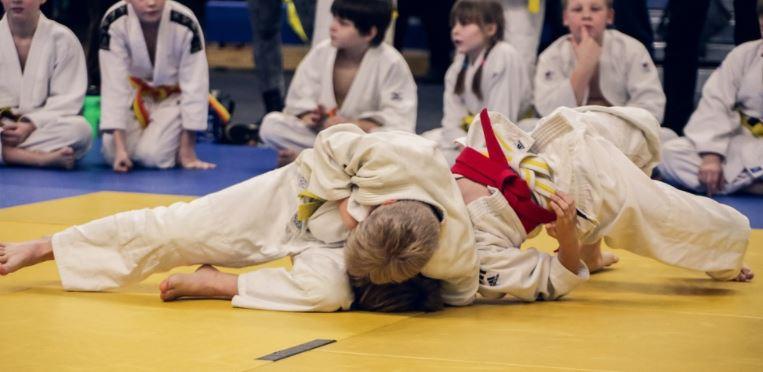 judogi hombre