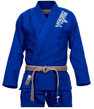 comprar Judogi VENUM Contender AZUL