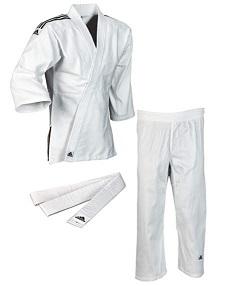 Judogi Adidas Kimono entrenamiento artes marciales